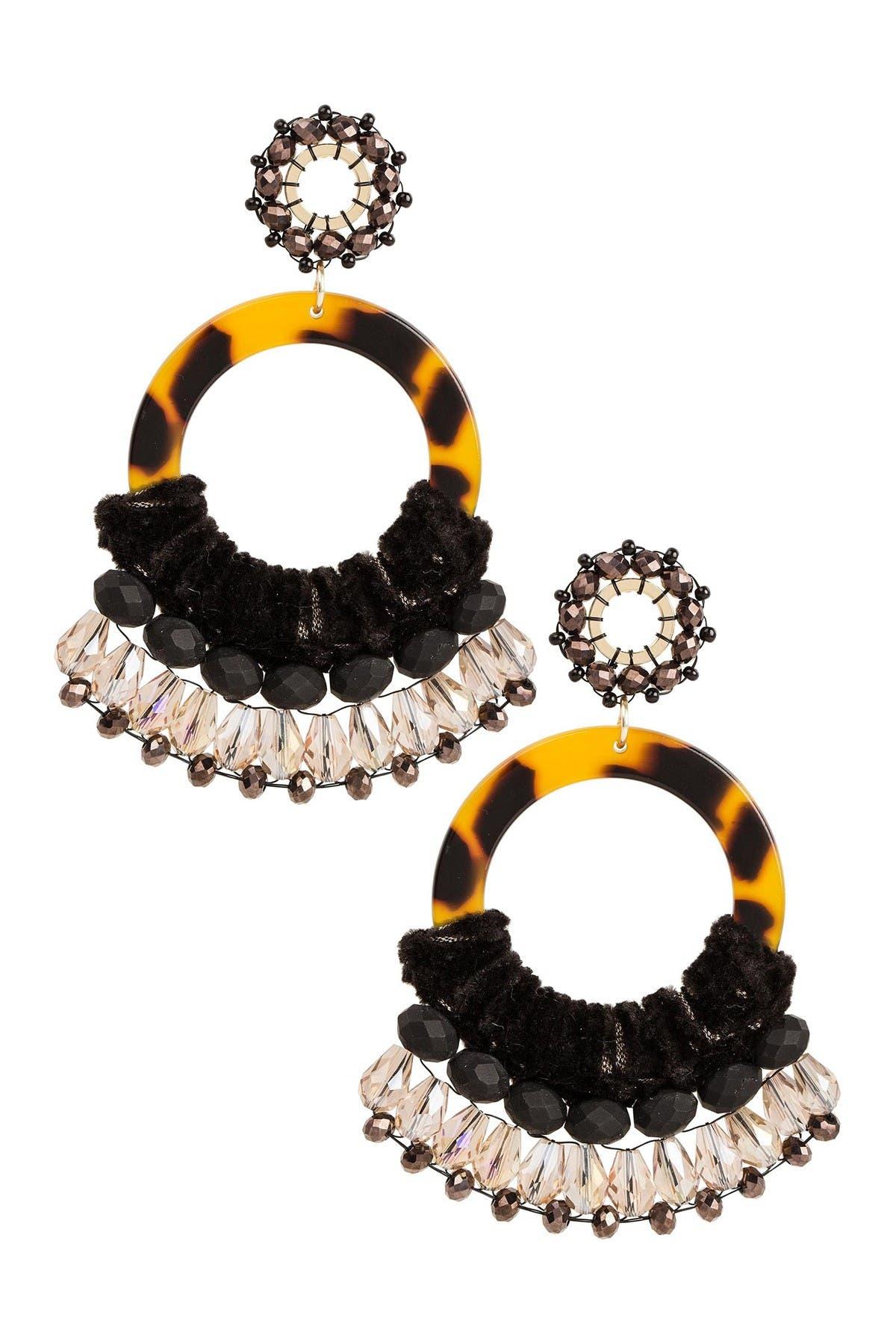 Image of Saachi Grandiose Earring