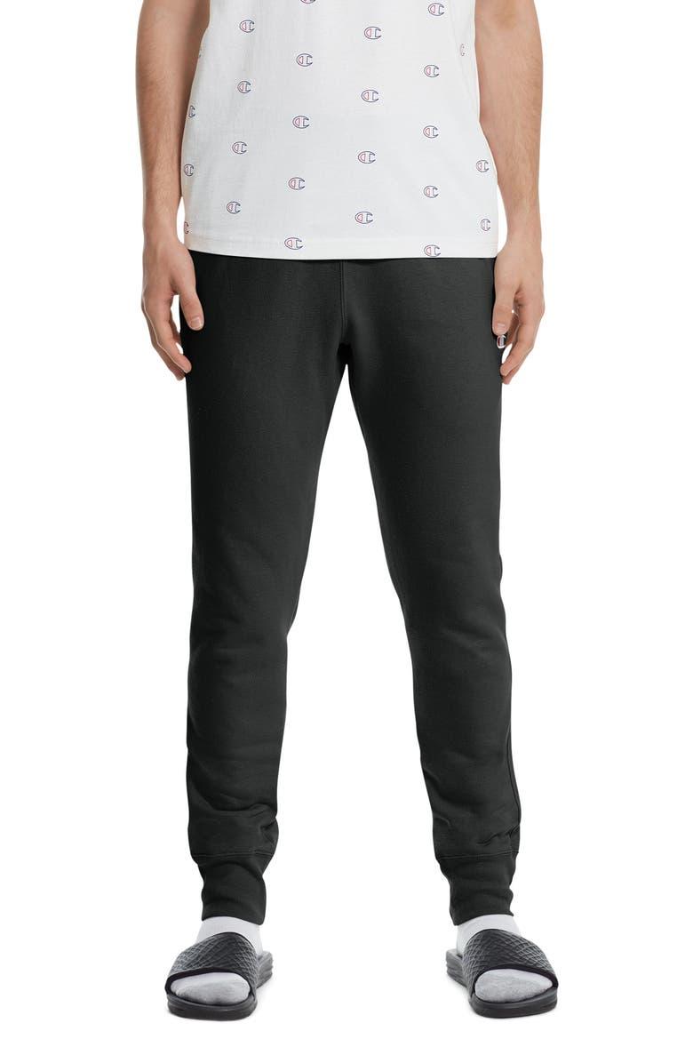 CHAMPION Reverse Weave<sup>®</sup> Jogger Pants, Main, color, 001