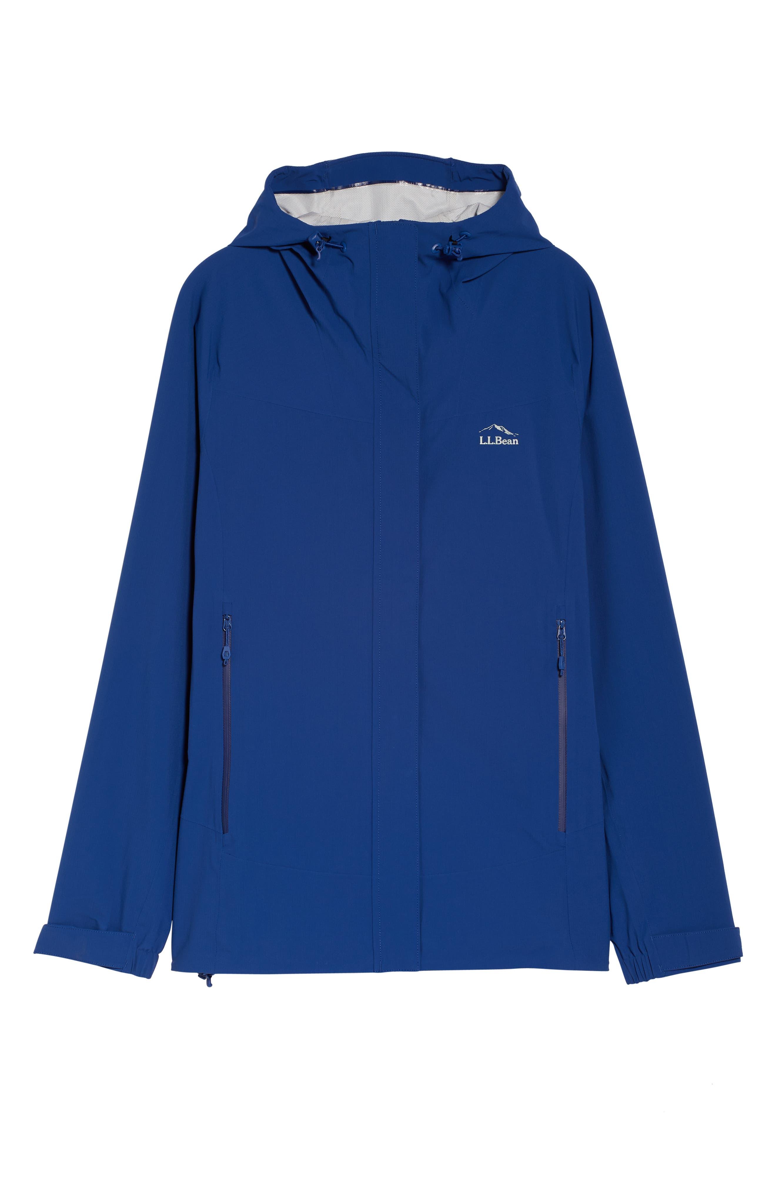 Cresta Stretch Waterproof Hooded Rain Jacket