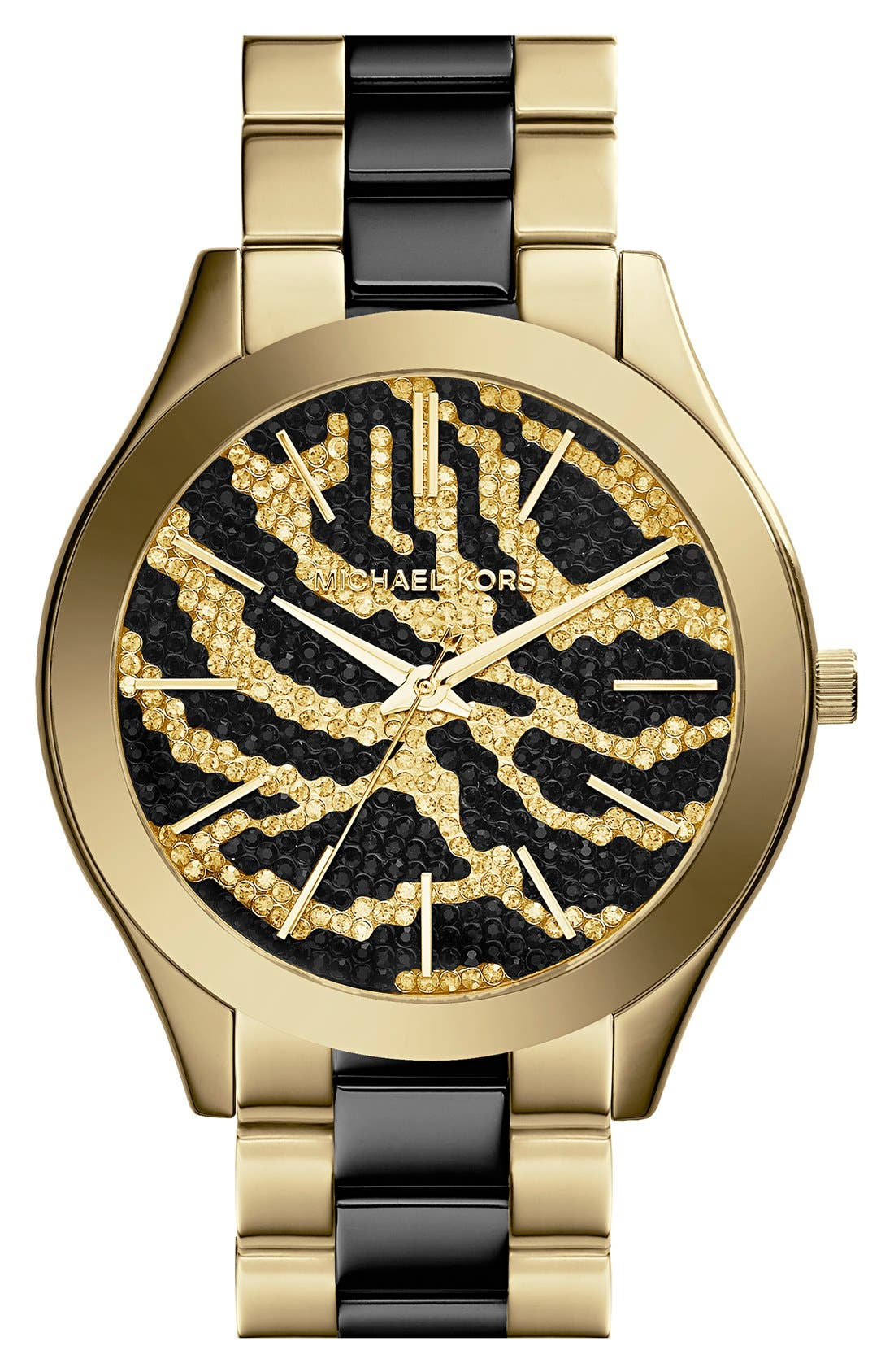 ,                             'Slim Runway' Bracelet Watch, 42mm,                             Main thumbnail 62, color,                             716