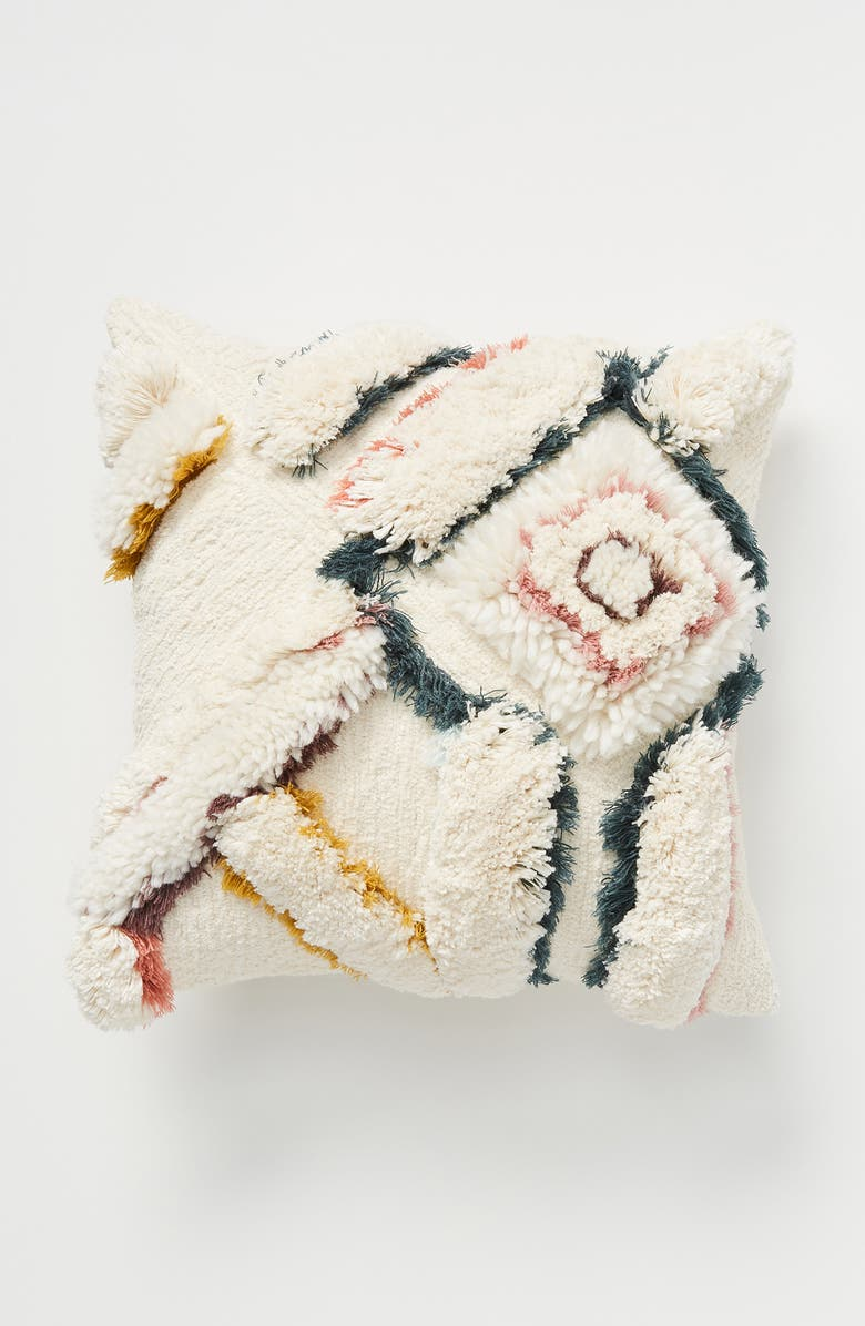 ANTHROPOLOGIE HOME Home Lula Accent Pillow, Main, color, ASSORT