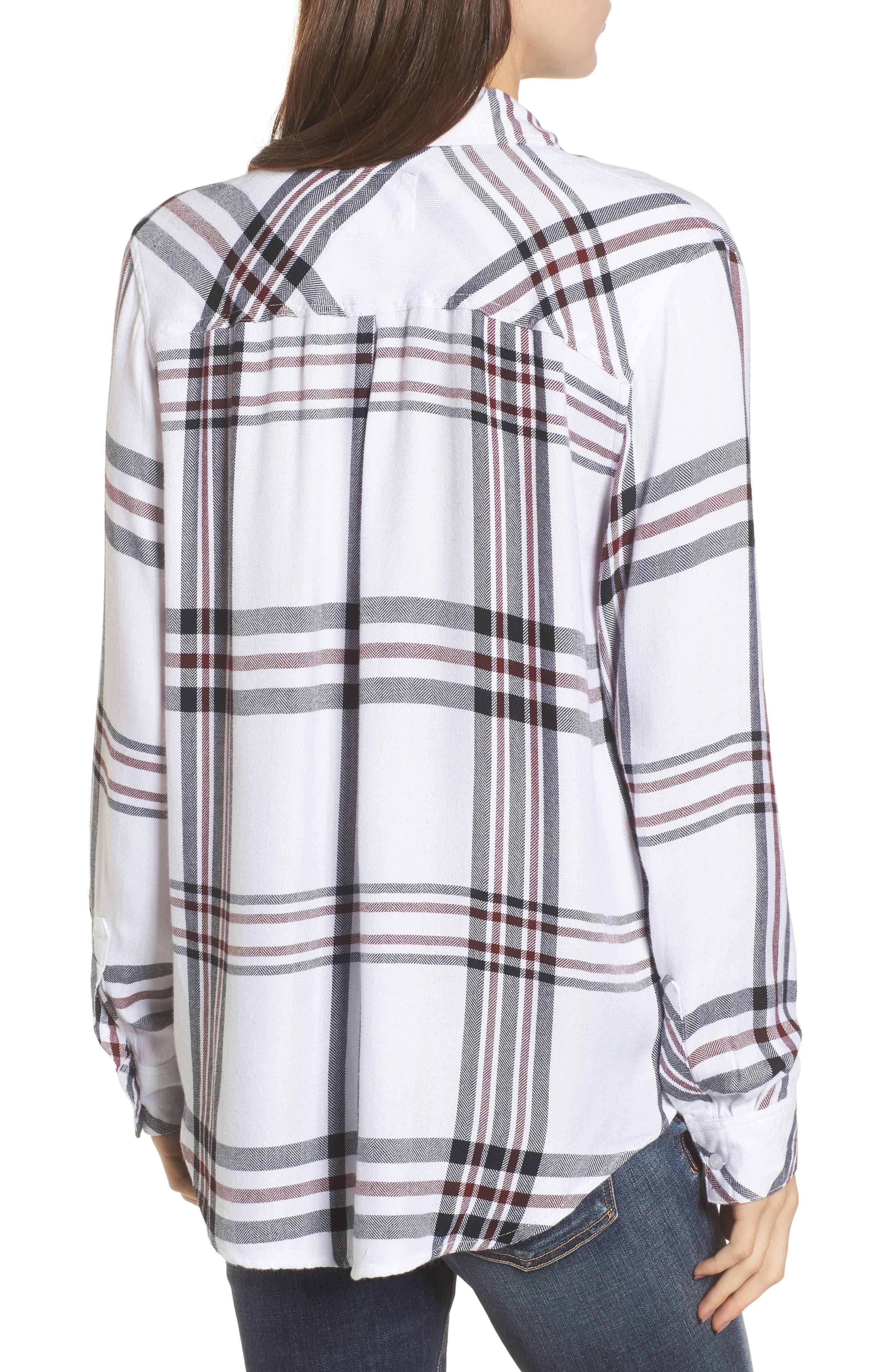 ,                             Hunter Plaid Shirt,                             Alternate thumbnail 595, color,                             108