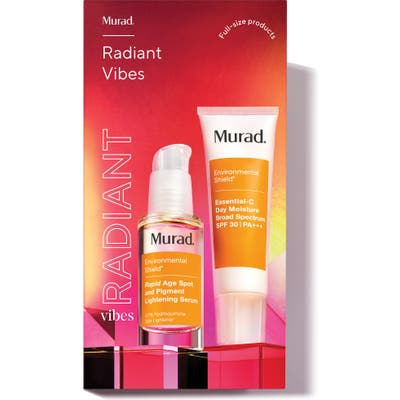Murad Radiant Vibes Brightening Duo