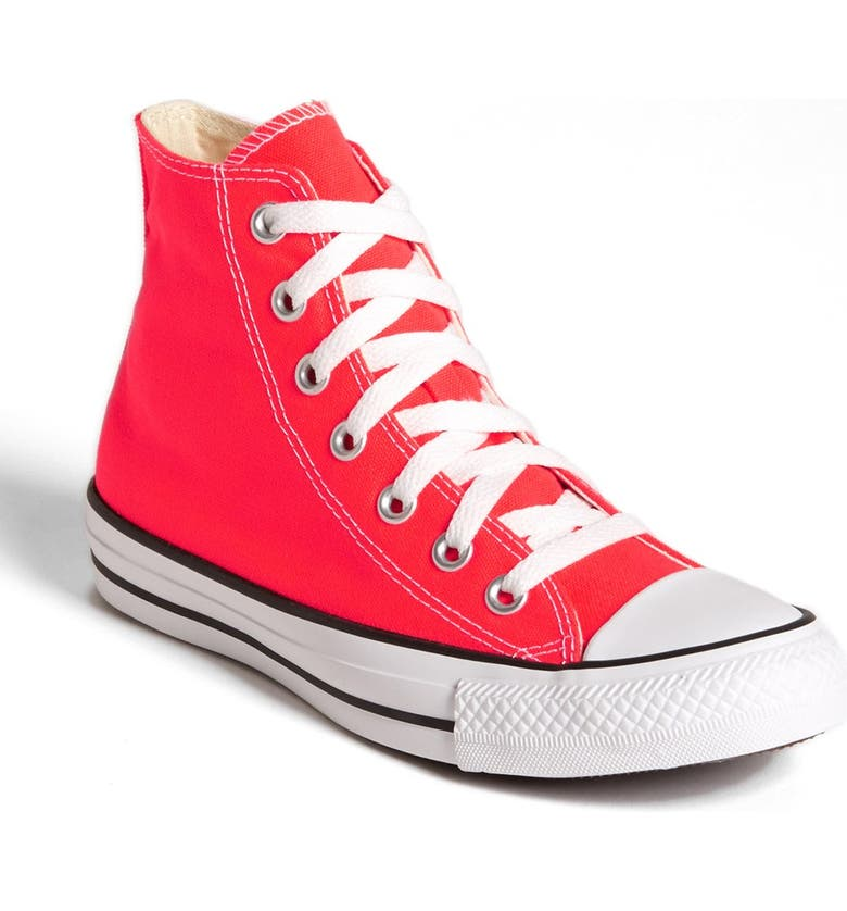Converse Chuck Taylor® All Star® 'Fiery Coral' High Top