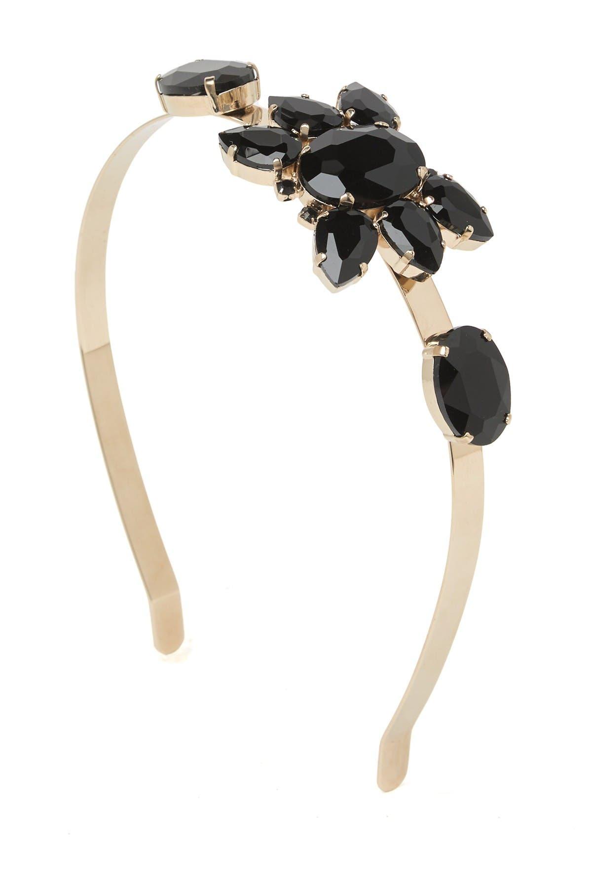 Image of MARNI Strass Stone Headband