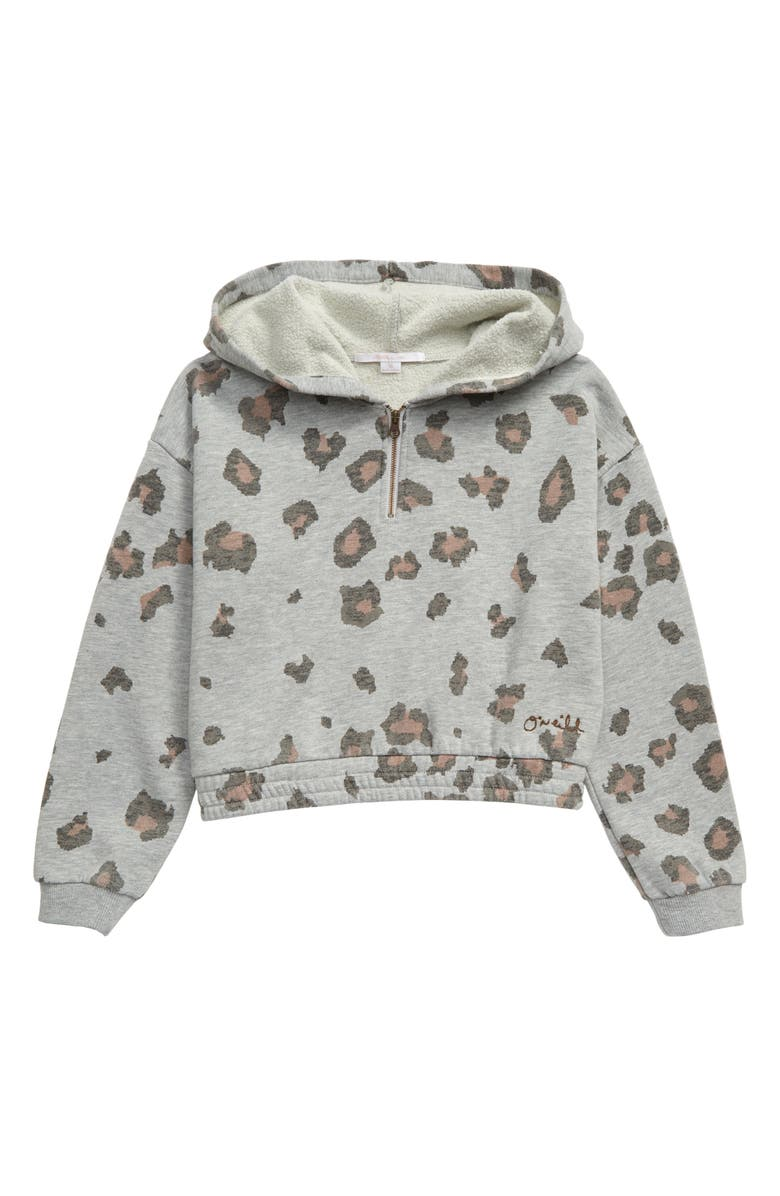 O'NEILL Jazzie Fleece Pullover, Main, color, MULTI COLORED