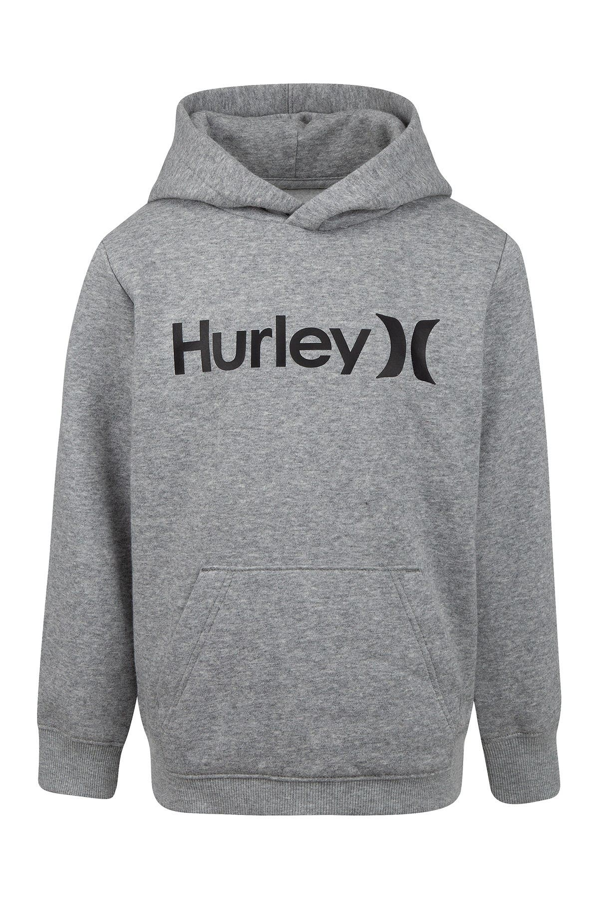 Image of Hurley One & Only Fleece Pullover Hoodie
