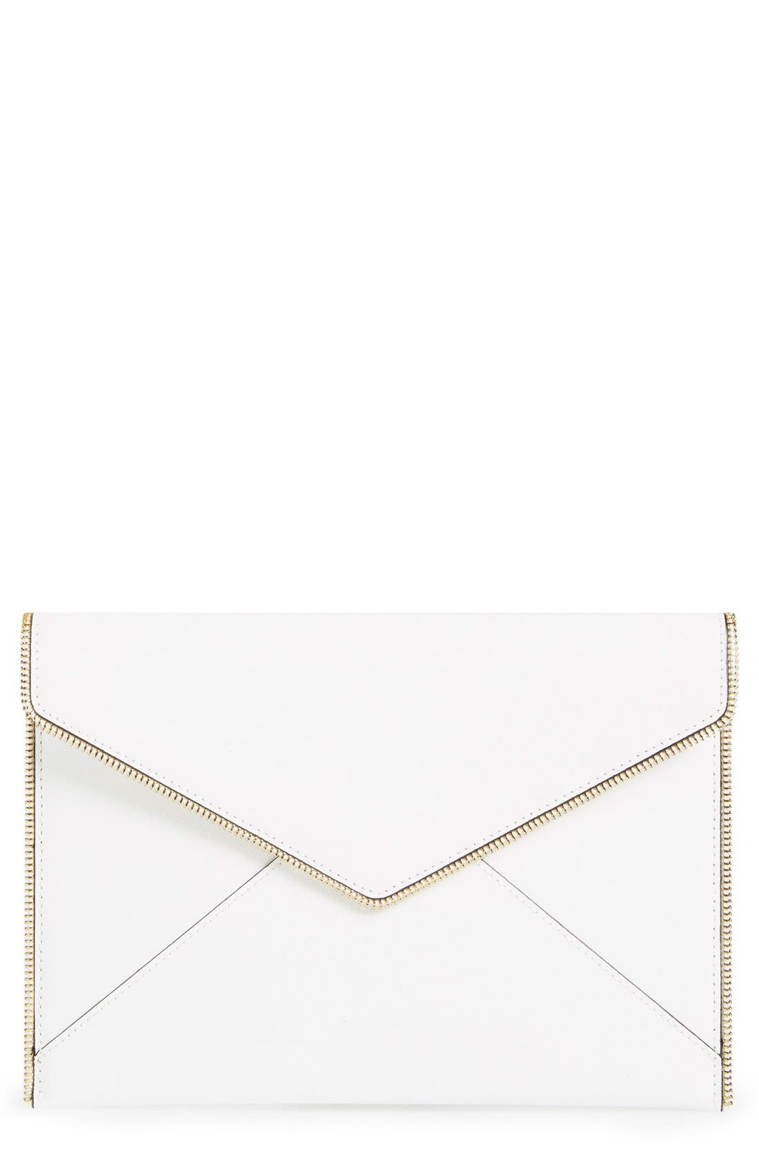 ,                             Leo Envelope Clutch,                             Main thumbnail 119, color,                             102