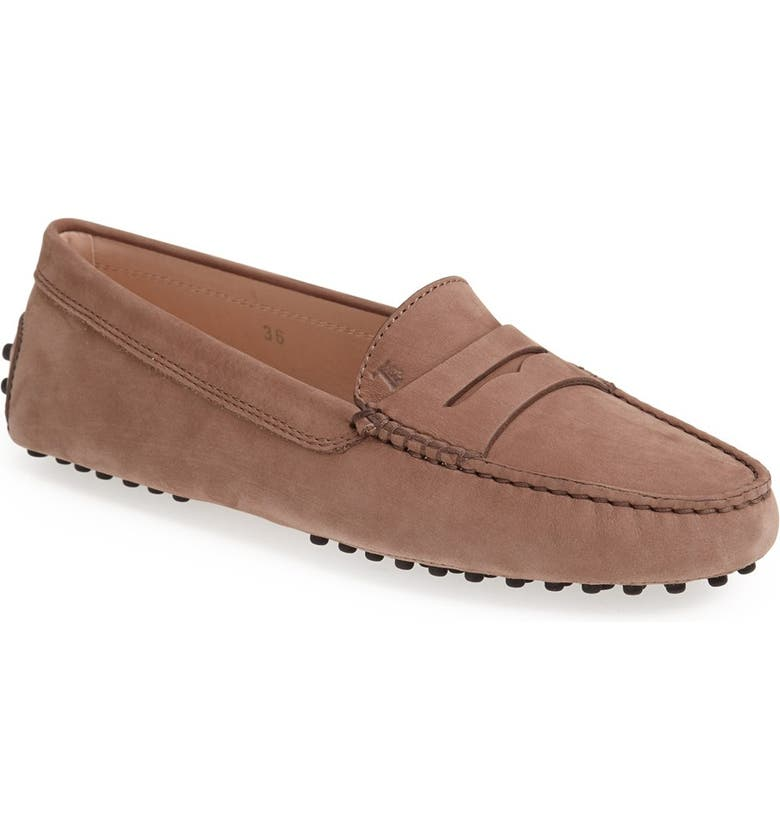 TOD'S 'Gommini' Moccasin, Main, color, 250