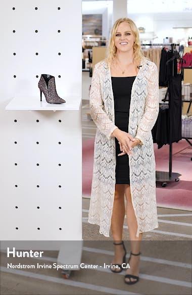 Dallis Slip-On Stiletto Bootie, sales video thumbnail