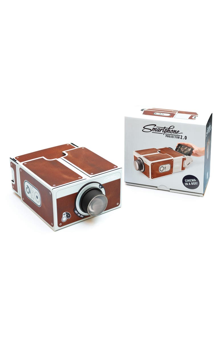 LUCKIES OF LONDON Smartphone Projector 2.0, Main, color, 200
