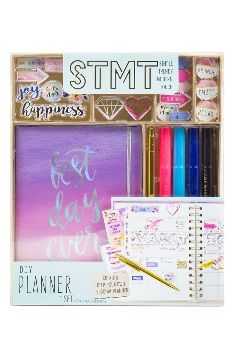 STMT DIY Planner Set, Main, color, 500