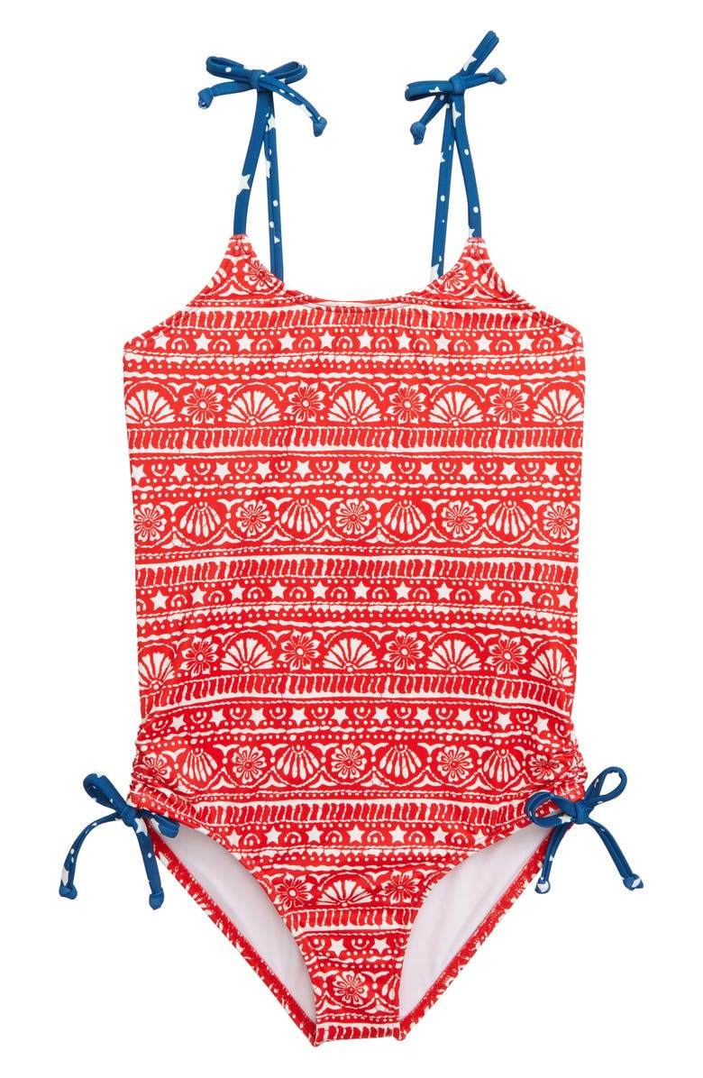 BILLABONG Free Babe One-Piece Swimsuit, Main, color, 950