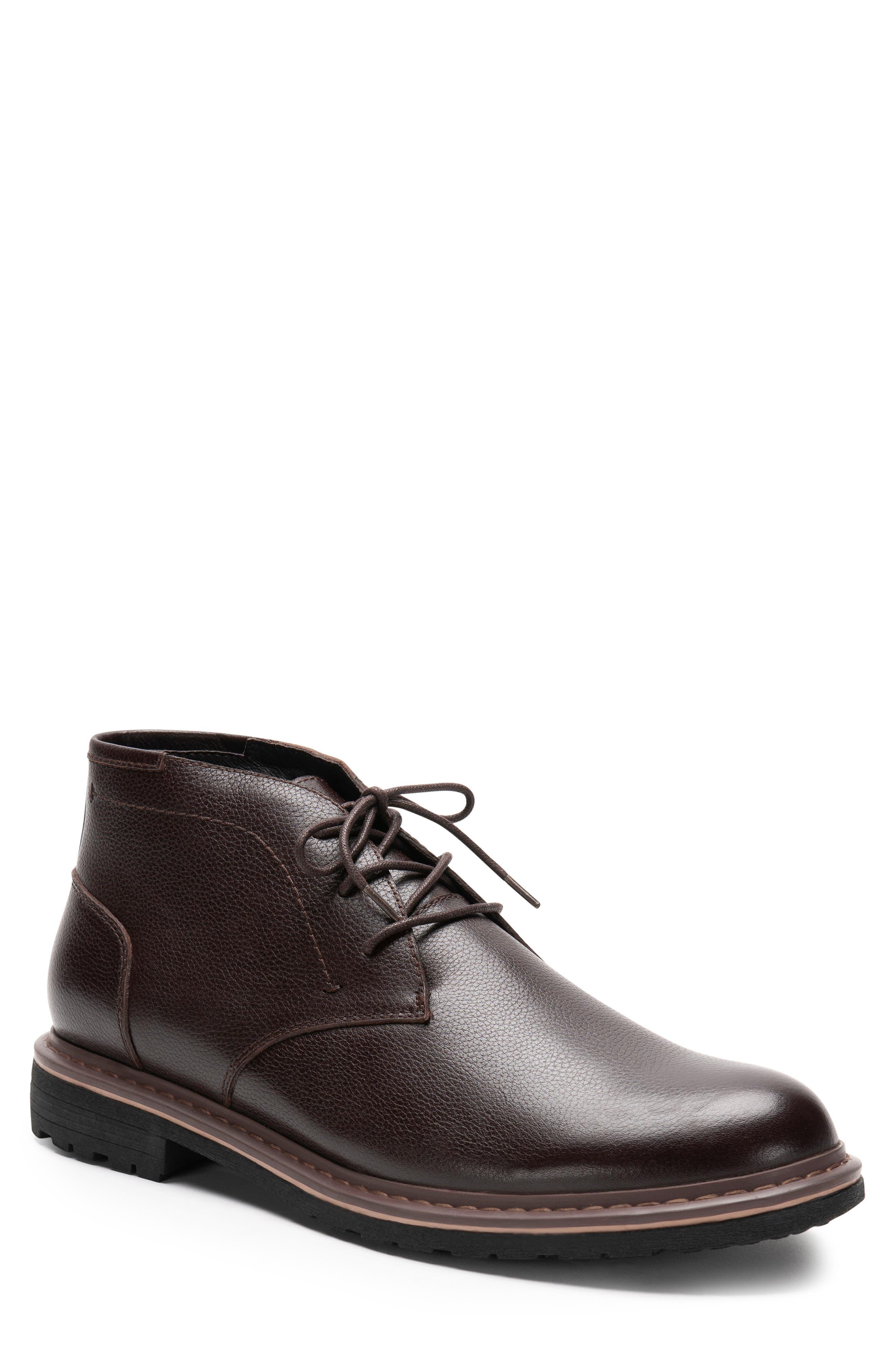 Blondo Max Chukka Waterproof Boot- Brown