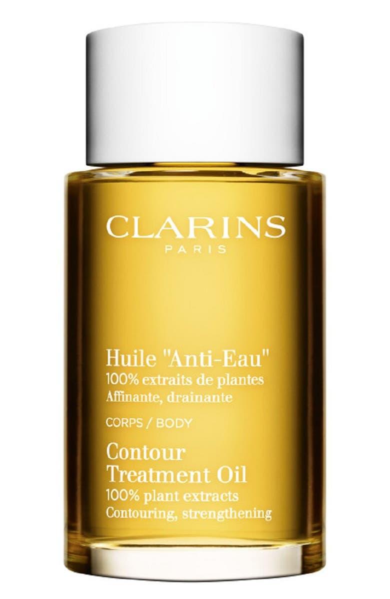 CLARINS Contour Body Treatment Oil, Main, color, NO COLOR