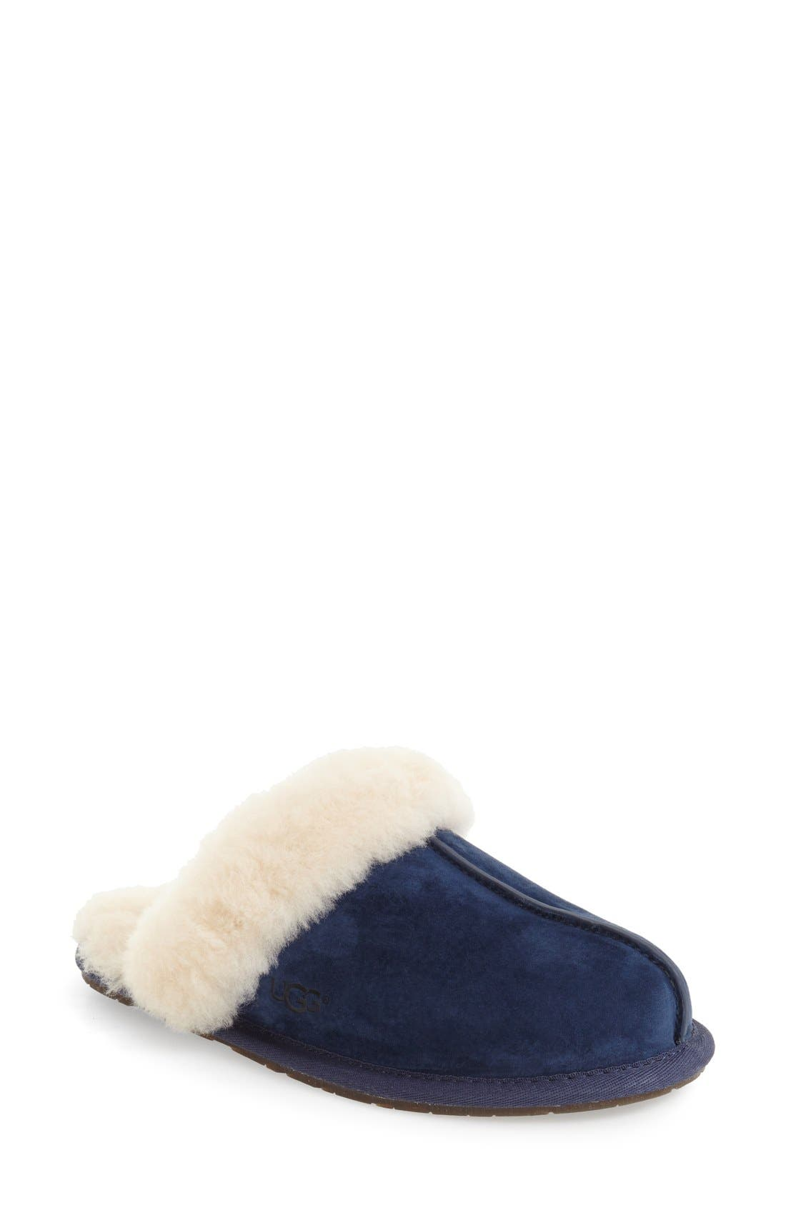 ,                             Scuffette II Water Resistant Slipper,                             Main thumbnail 68, color,                             400