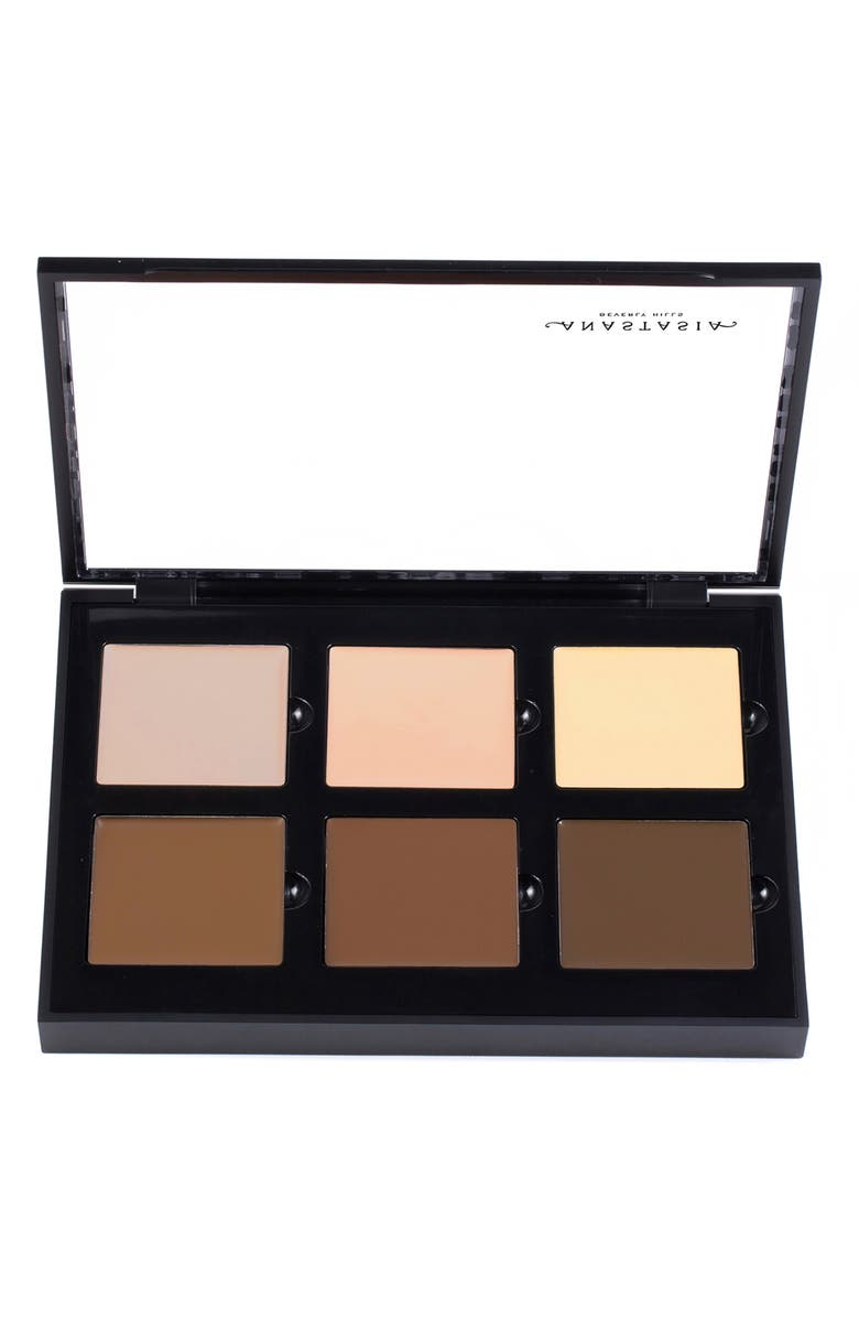 ANASTASIA BEVERLY HILLS Contour Cream Kit, Main, color, LIGHT