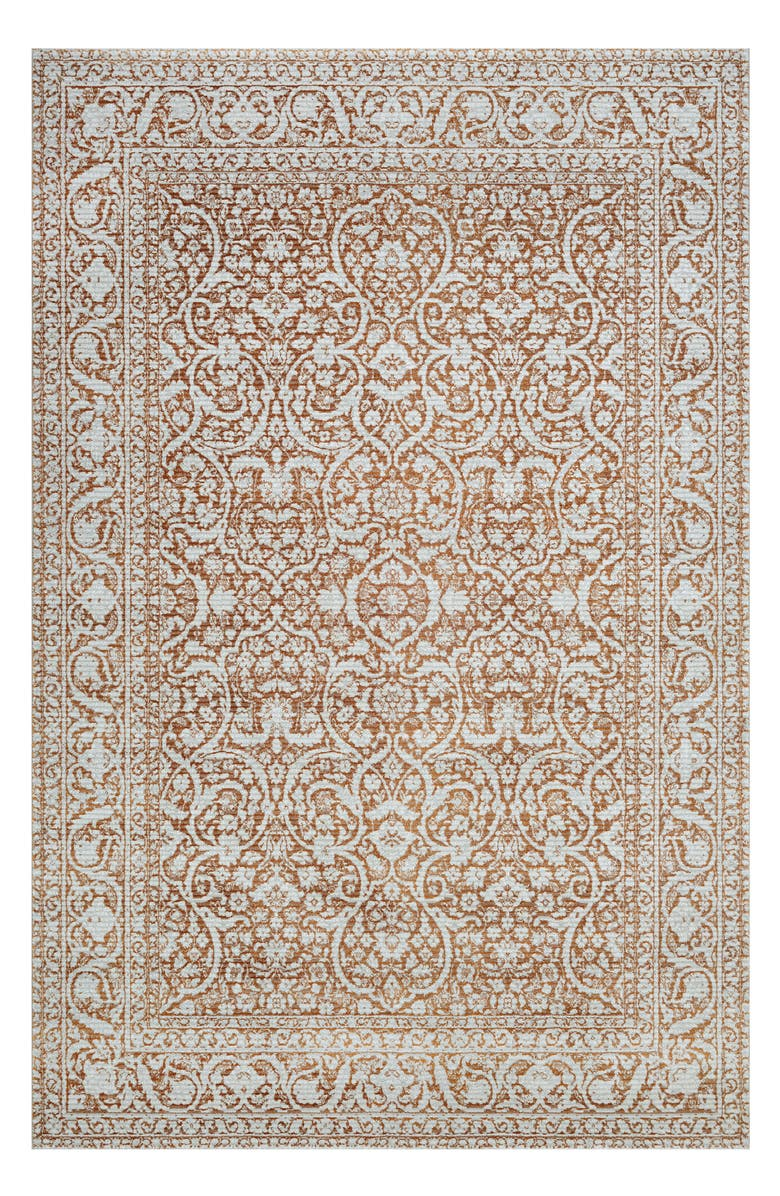 COURISTAN Qum Rug, Main, color, FLOWER POT