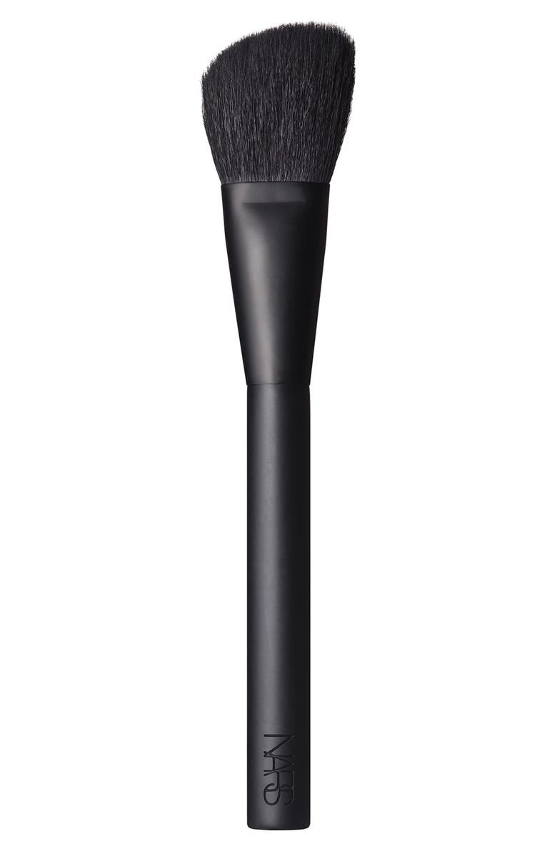 NARS #21 Contour Brush, Main, color, NO COLOR