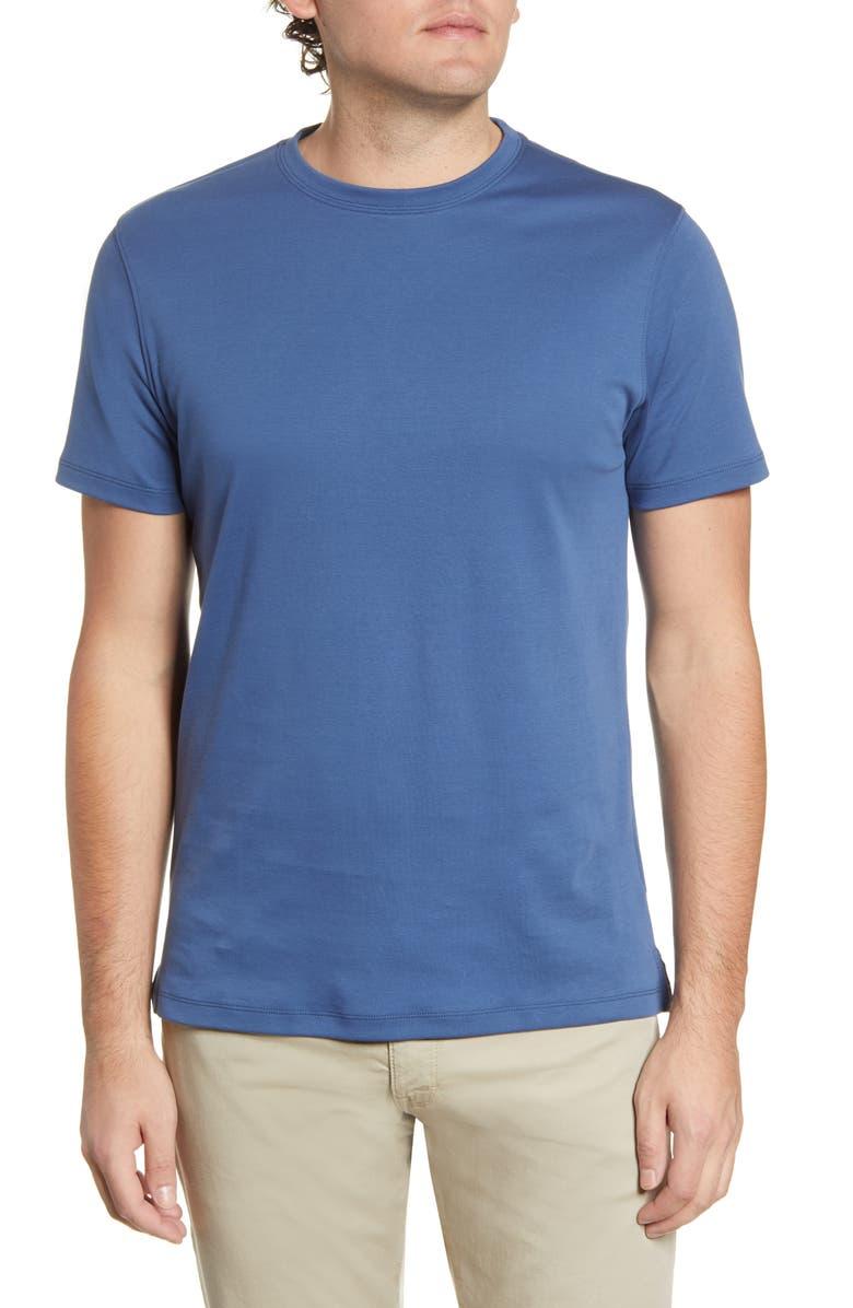 ROBERT BARAKETT Georgia Crewneck T-Shirt, Main, color, 422