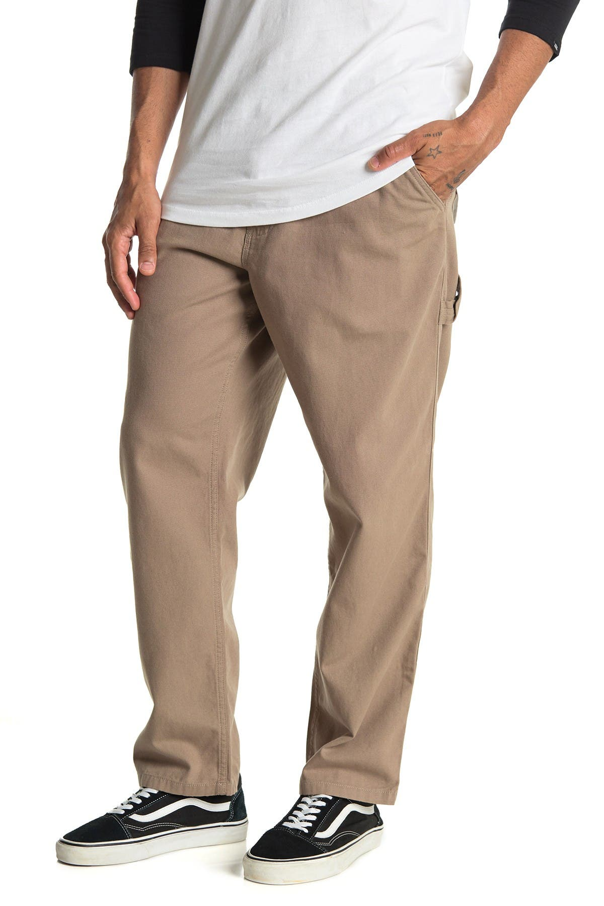 Image of VANS Municiple Military Khaki Pants