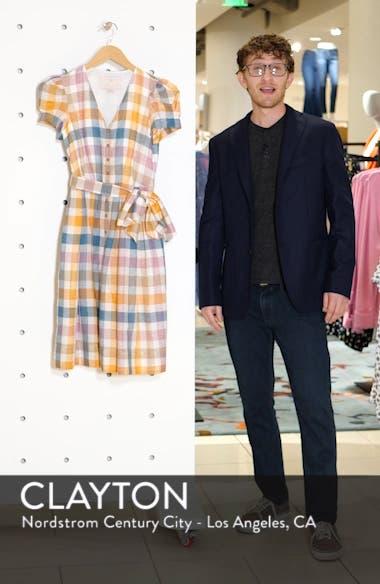 Poppy Button Down Shirtdress, sales video thumbnail