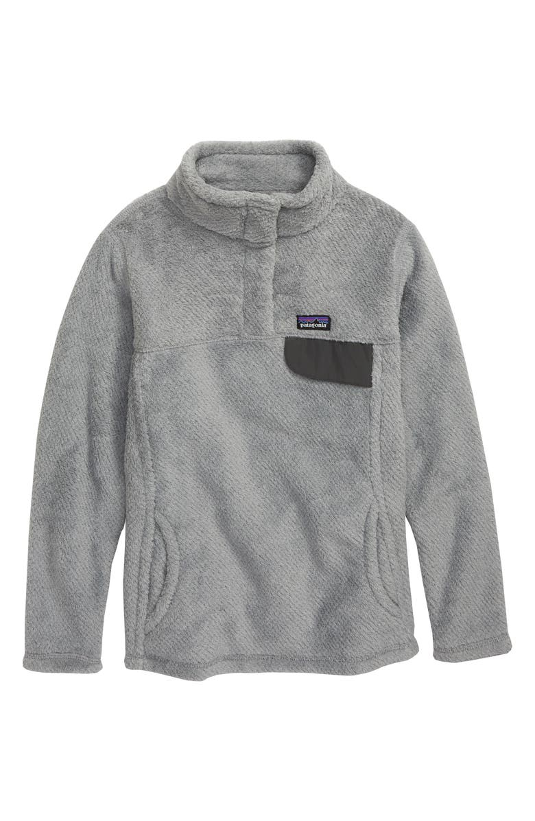PATAGONIA Re-Tool Snap-T<sup>®</sup> Pullover, Main, color, 020