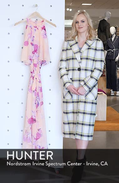 Halter Popover High/Low Dress, sales video thumbnail