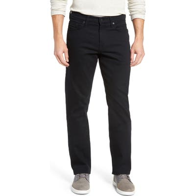 Mavi Jeans Matt Relaxed Fit Jeans, Black