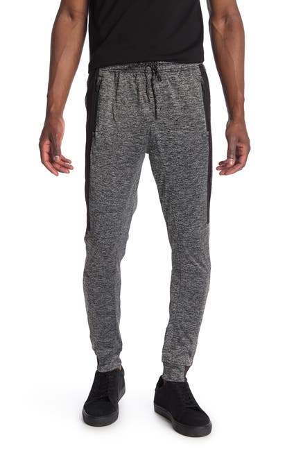Image of Burnside Heathered Fleece Pants