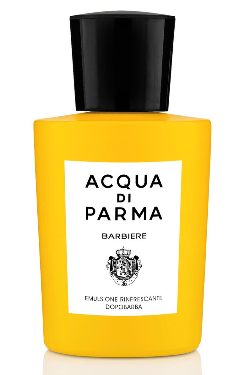 ACQUA DI PARMA Barbiere After Shave Emulsion, Main, color, NO COLOR