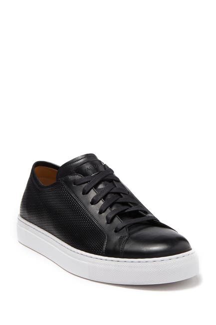Image of Magnanni Tango Leather Sneaker