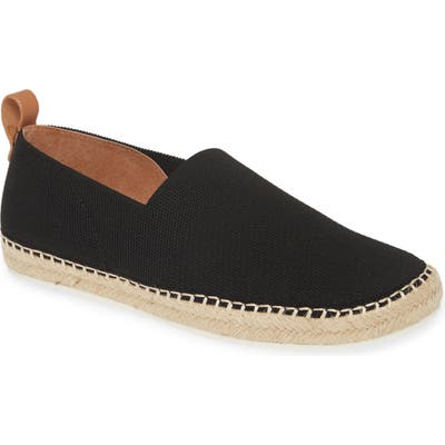 Gentle Souls By Kenneth Cole Lizzy Espadrille Flat- Black