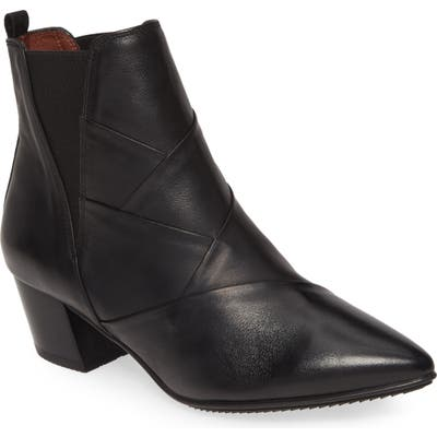 Hispanitas Sara Pointed Toe Bootie - Black