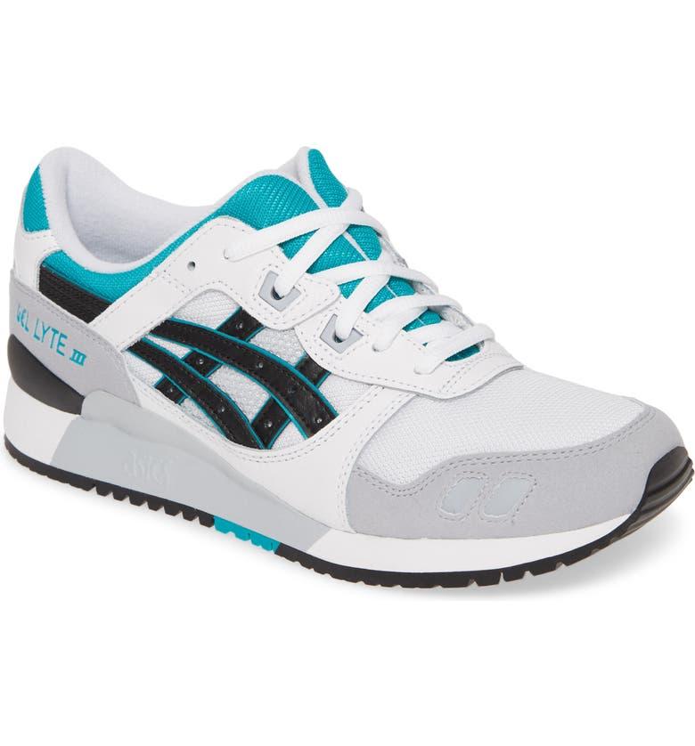 ASICS<SUP>®</SUP> 'GEL-Lyte III' Sneaker, Main, color, 100