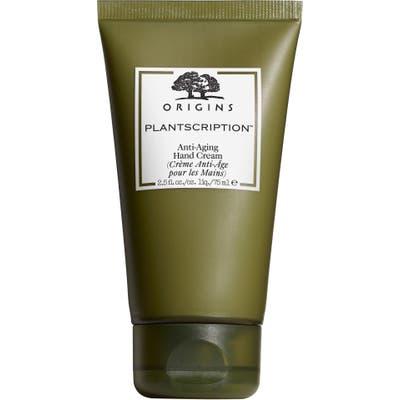 Origins Plantscription(TM) Anti-Aging Hand Cream