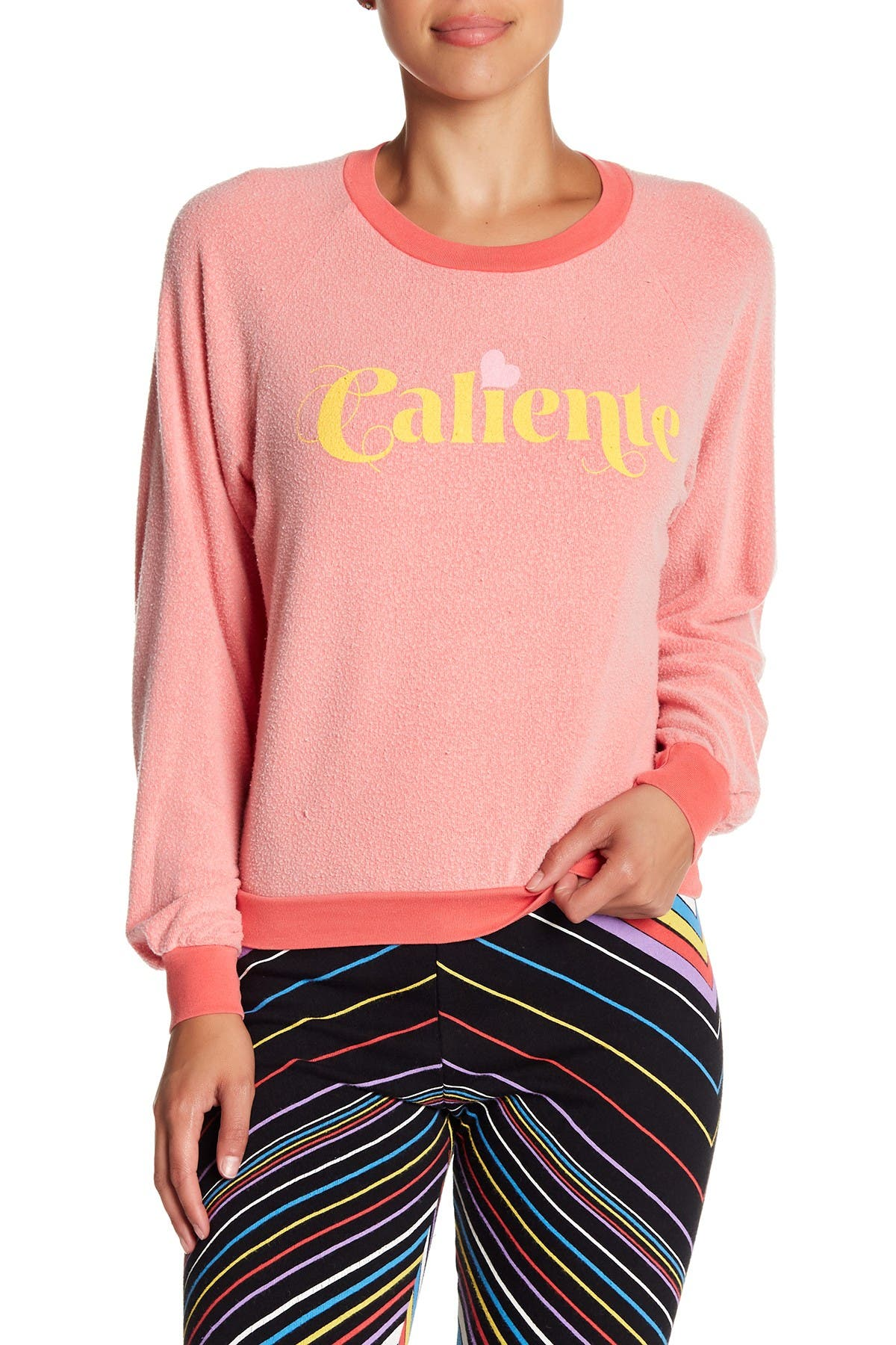 Image of WILDFOX Caliente Junior Sweatshirt