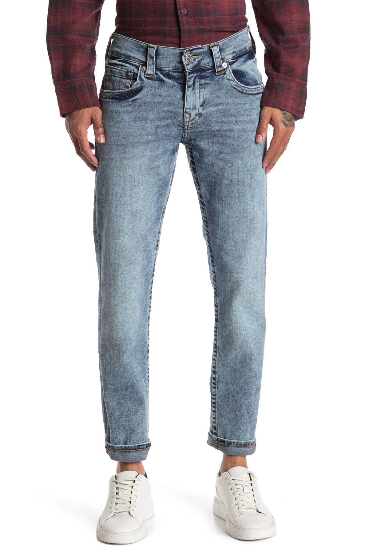 Image of True Religion Geno Relaxed Jeans