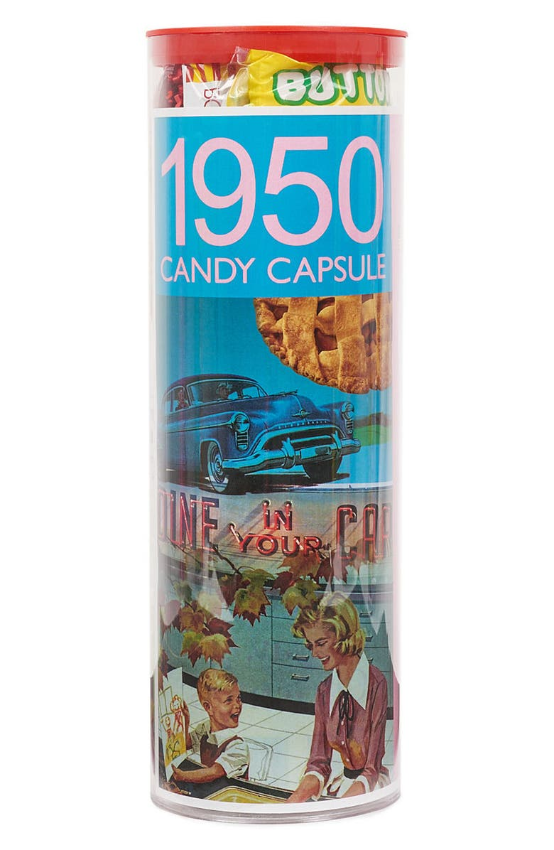 DYLAN'S CANDY BAR 1950s Time Capsule Gift Set, Main, color, 400