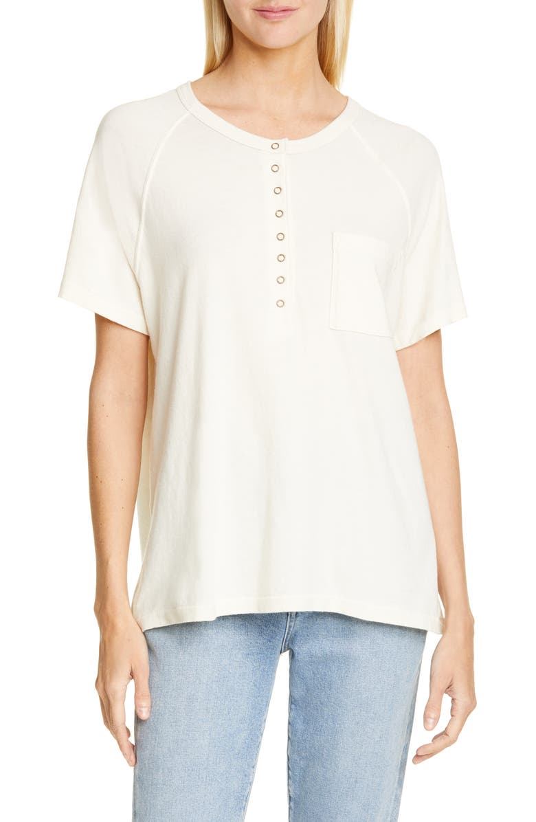 THE GREAT. The Snap Henley, Main, color, 106