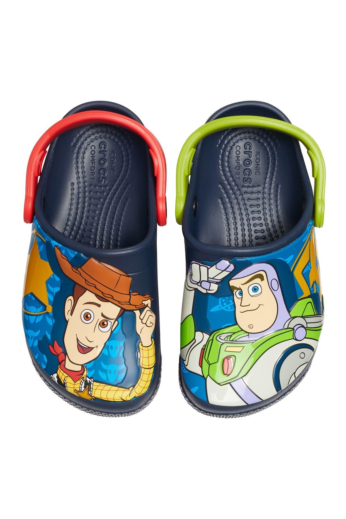 Crocs | Toy Story Buzz \u0026 Woody Clog