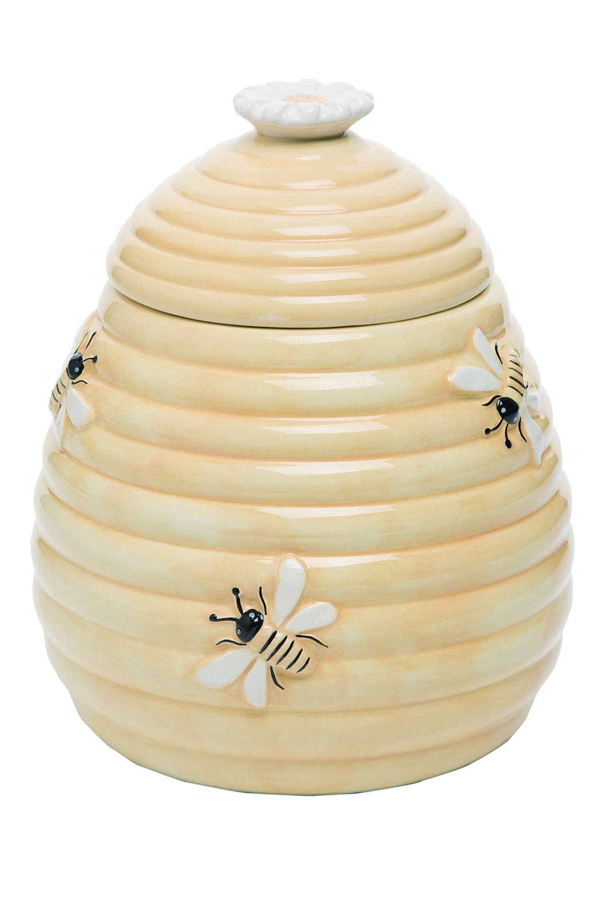 Image of Transpac Beehive Cookie Jar