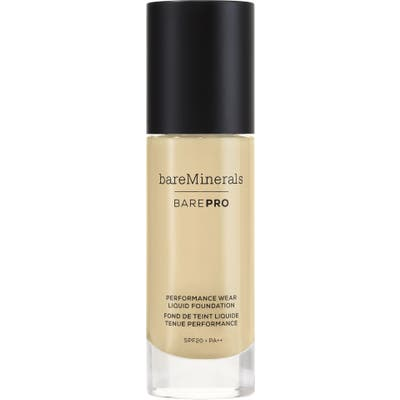 Bareminerals Barepro Performance Wear Liquid Foundation - 11 Natural