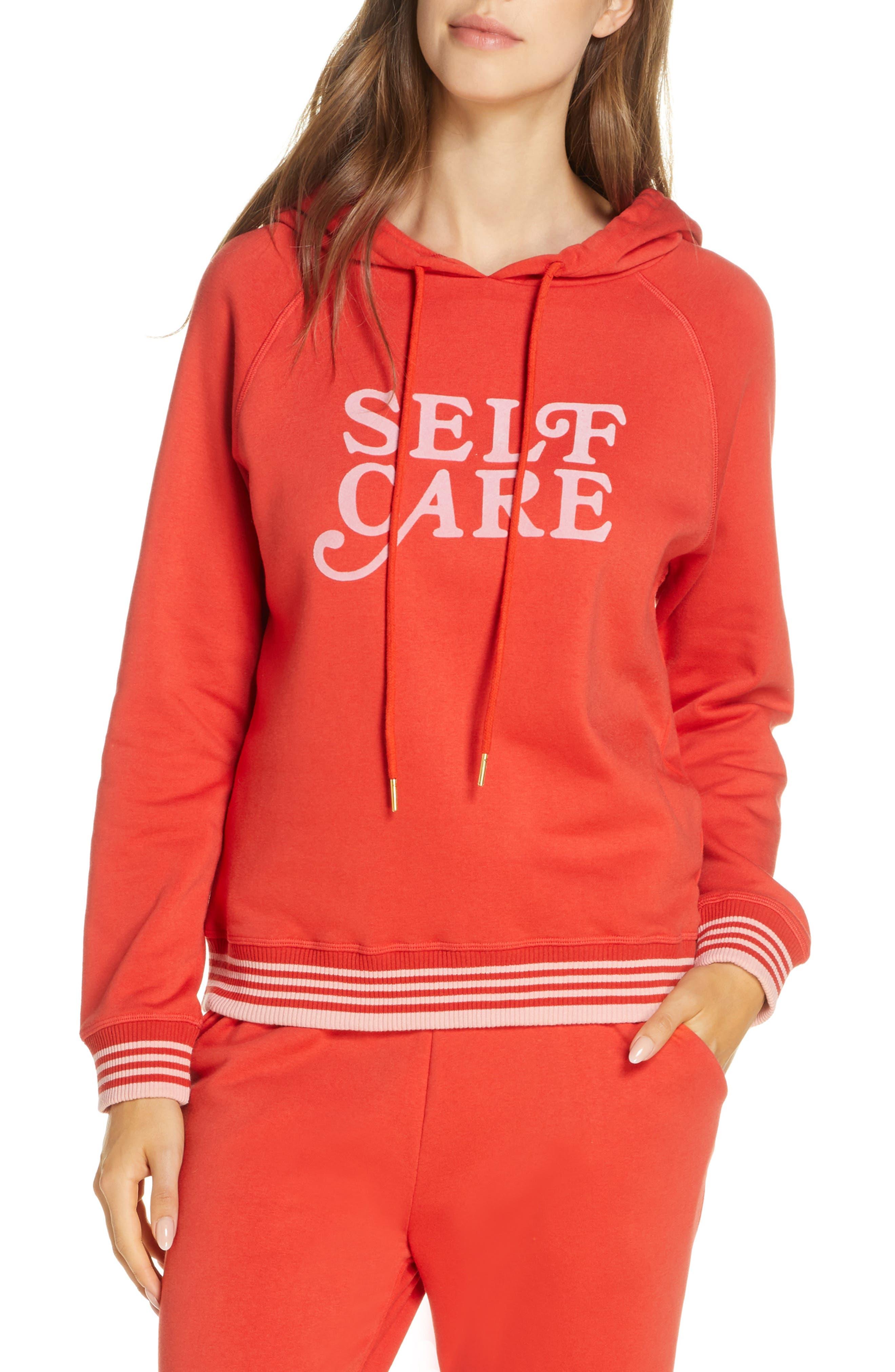 Women's Ban. do Self Care Lounge Hoodie