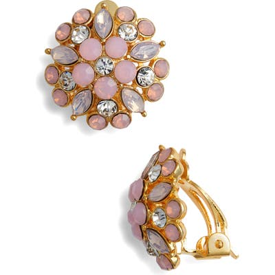 Nina Floral Stud Earrings