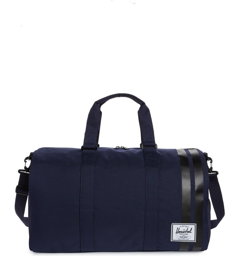 HERSCHEL SUPPLY CO. Canvas Duffle Bag, Main, color, 400