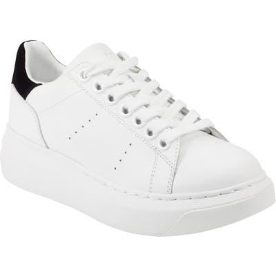 Marc Fisher Ltd Maggy Sneaker, White