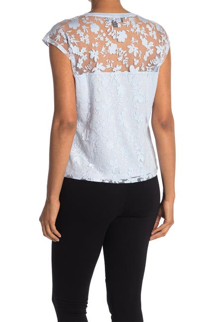 Image of Laundry By Shelli Segal Burn Out Top