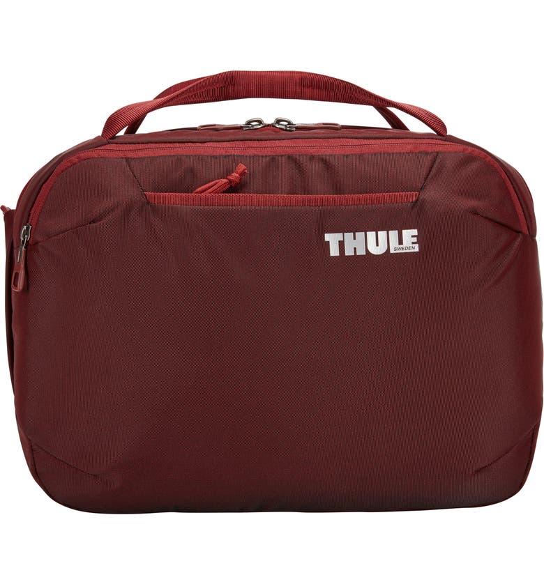 THULE Subterra Boarding Bag, Main, color, EMBER