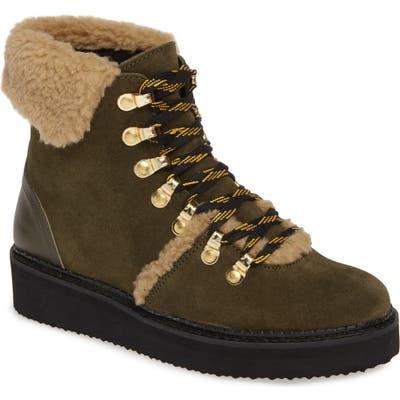 Very Volatile Tonkin Hiker Boot- Green
